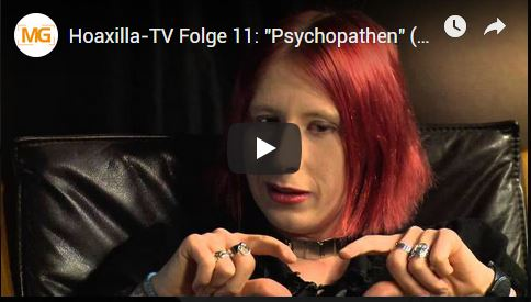 Youtube • HOAXILLA-TV #11 • Psychopathen